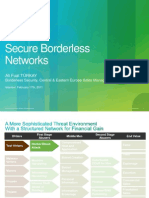 Cisco Secure Border Less Networks
