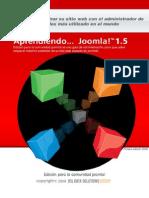 Aprenda a Administrar Joomla1.5 Edicion Comunidad