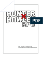 Hunter x Hunter RPG Manual Completo