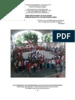 Sistema Institucional de Evaluacion Cba 2011(en Reforma Junio)