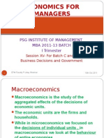 Economics For Managers - Session 15