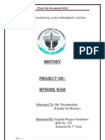History Project 2nd Sem