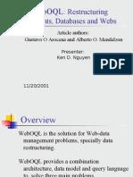 webOQL