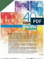 Professional Magazine - Top 40 Companies