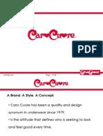 Business Plan Caro Cuore USA - CC LLC (English)