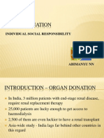 11AC01 - Video Presentation - Organ Donation