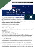 Livre gratuit 7 stratégies emarketing pour les PME