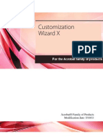 Customization Wizard