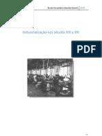 Industrialização nos séculos XIX e XXI