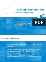 06 ZXCTN 9008 (V2.08.31) Packet Transport Product Hardware Introduction 46P - Diminuido