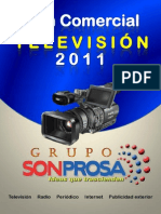 Plan Comercial TV