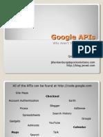 GoogleAPIs