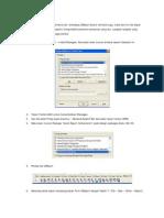 Beberapa waktu yang lalu ada seorang pembaca artikel penulis tentang contoh membuat laporan pada Borland Delphi dengan QReport tidak dapat menemukan menu QReport pada Delphi 7