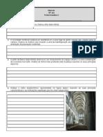 Ficha M 2.1 Identidade Civilizacional da Europa Ocidental II