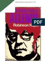 Rojas, Róbinson - Estos mataron a Allende