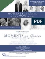 Respite Care Moments on Canvas Invitation (2)