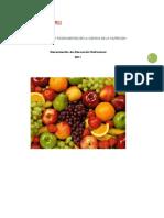 Herramientas de Educacion Nutricional