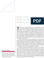 Mutual Fund Risk-VAR