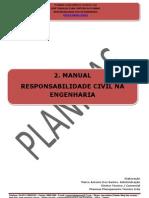 2 Manual Responsabilidade Civil Na Engenharia
