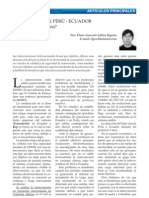INTERCONEXION PERU-ECUADOR-INTEGRACION ANDINA