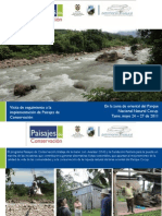 Informe Fotografico Visita Tame Mayo 2011