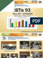 Informe Taller Jovenes Productivos Alumnos(17-20 de Oct)