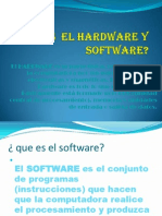 Que Es El Hardware y Software