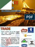 FRANCE Globalization