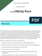 03-Key Indentification
