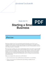 13-Starting A Small Business