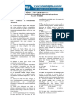 COERÊNCIA, COESÃO E DÊIXIS(50 QUESTÕES COMENTADAS) (FOLHA)Arq63273