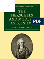1895 the Herschels and Modern Astronomy (a.M. Clerke)