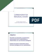 Carbohidratos Parte 1