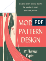 Modern Pattern Design Harriet Pepin
