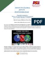 Agenda Final to Cambio Climatico