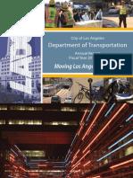 LADOT 2011 Annual Report