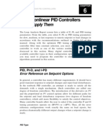 Special Nonlinear Pid Controllers