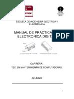 Manual de Practicas de Electronic A Digital