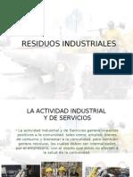 Presentación Residuos Industriales