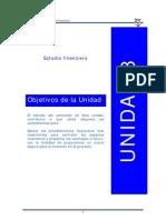Proyectos Unidad 8 Estudio Financiero