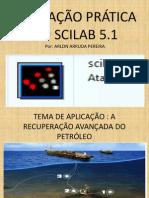 APRESENTAÇÃO SOBRE O SCILAB 5.1