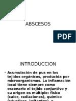 ABSCESOS Integral
