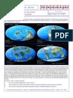 Dinâmica Terrestre - Placas tectônicas