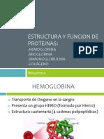 Bq Clase 4 Estructura y Funcion de Protein As. Clase Enchulada Barbara Sepulveda (11!08!2011)