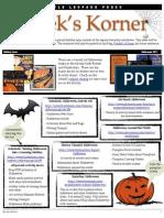 Kordek's Korner Halloween