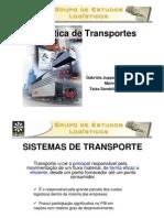 Logistica de Transportes