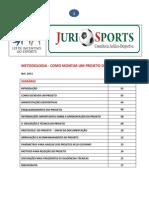 Metodologia de Como Montar Um Projeto Desportivo