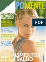 CuerpoMente 189 (Enero 2008) Los Alimentos de La Salud