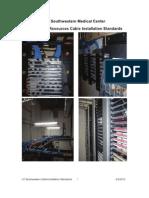 583103UTSW Cabling Standards Updated 4-2-10
