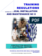 TR-Elec Inst & Maint NC II Amended)